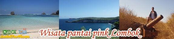 paket wisata kuta lombok pantai pink tanjung ringgit