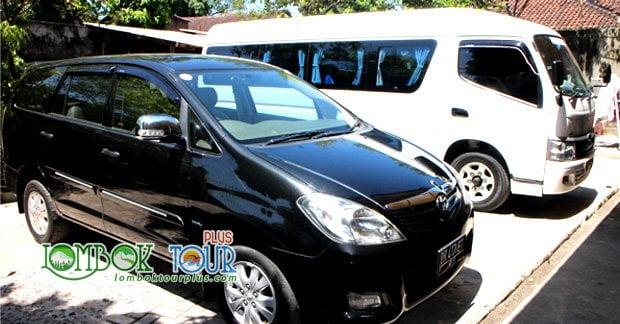 Sewa Mobil di Lombok Hemat Beserta Supir & Bensin