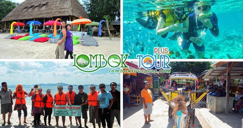 Wisata Gili Trawangan Lombok 1 Hari