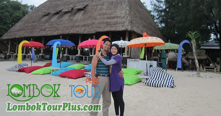 Paket Wisata Gili Trawangan Lombok 3 Hari 2 Malam
