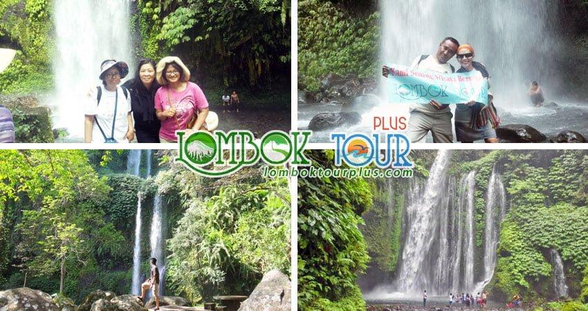 Wisata Air Terjun Lombok 5 hari 4 malam