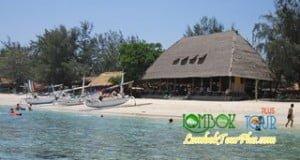 gili trawangan di lombok