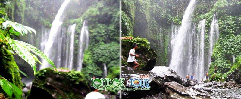 Air Terjun Lombok