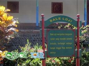 Mengagumi Warisan Sejarah Taman Narmada Lombok