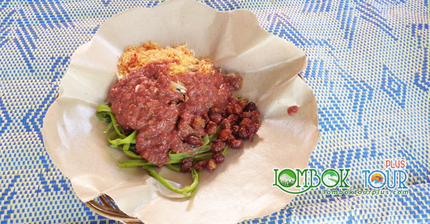 Plecing Kangkung Kuliner Khas Lombok