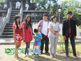Wisata Taman Mayura Lombok Yang Bersejarah