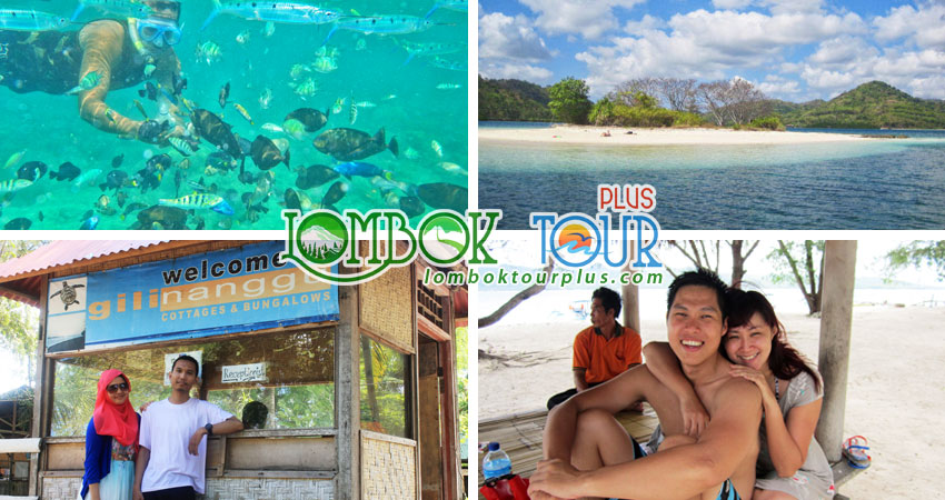 Wisata 4 Gili Lombok 1 Hari
