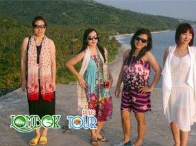 Pesona Sunset Pantai Senggigi Lombok
