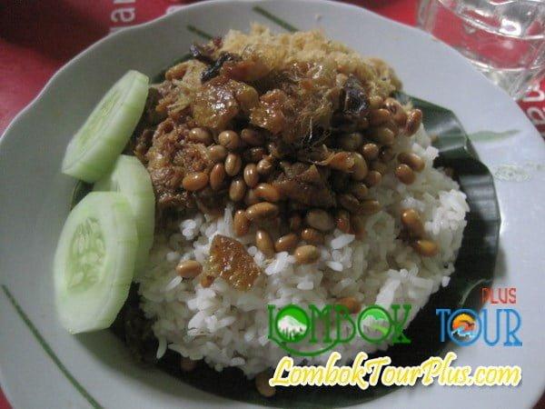 nasi puyung lombok