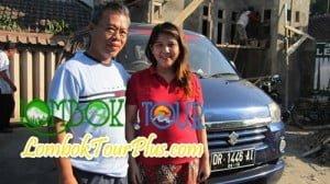 bapak ricky harun testimonial lombok tour plus