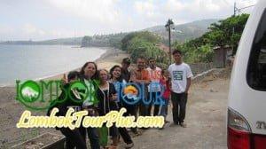 ibu Ginting dan keluar di lombok