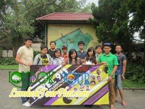 testimonial lombok tour plus