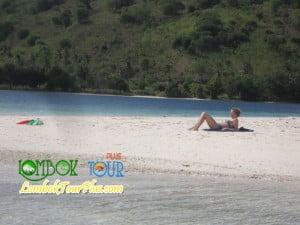 pantai gili kedis lombok