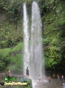 sendang gile pulau lombok