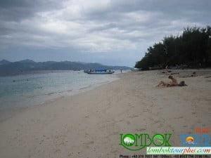 wisata gili trawangan pulau lombok
