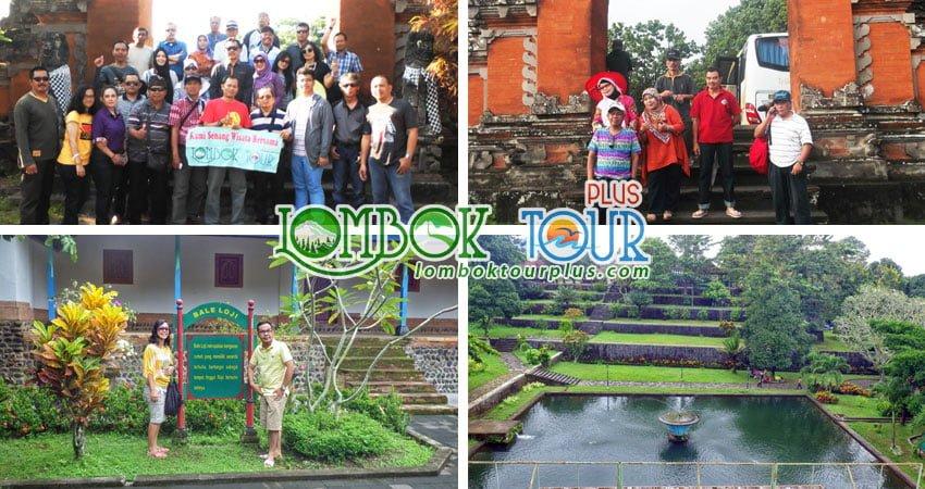 Serunya Wisata Kota Lombok 4 hari 3 malam