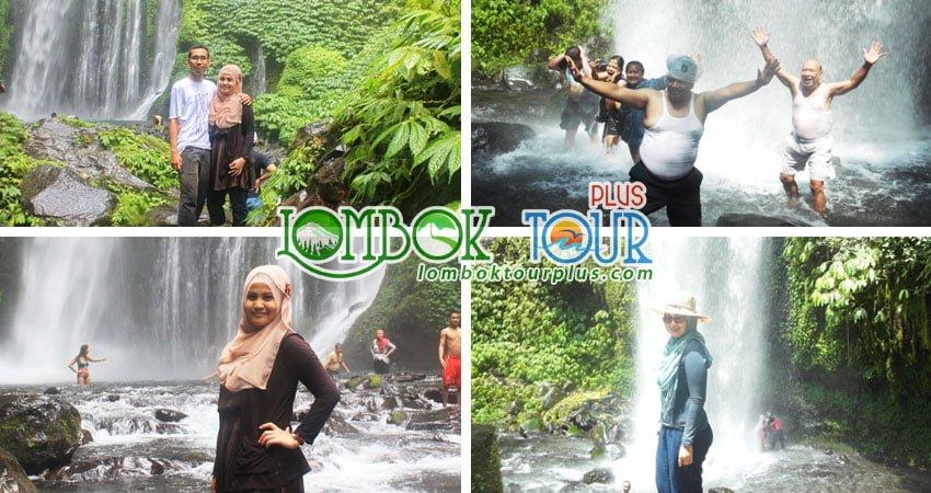 Wisata Air terjun Lombok 4 hari 3 malam