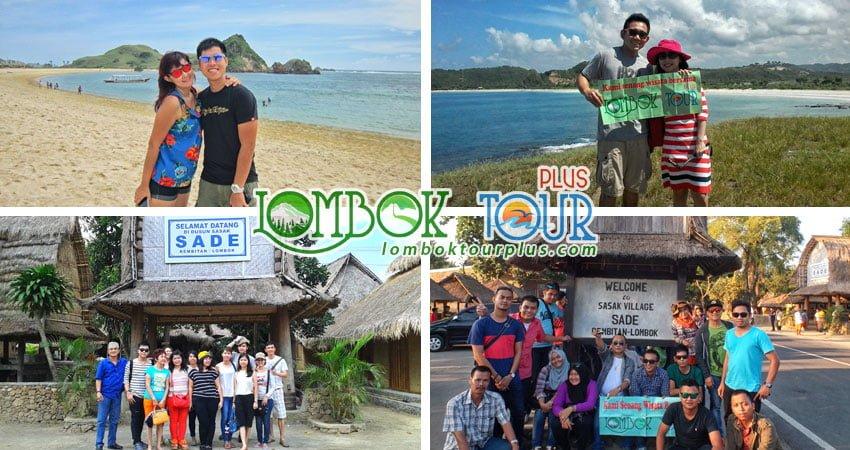 Pantai kuta lombok 3 hari 2 malam