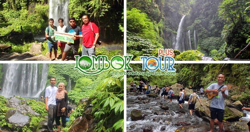 Wisata Air Terjun Sendang Gile Lombok 4 hari 3 malam
