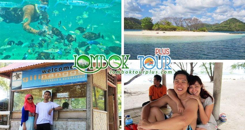 Wisata gili nanggu lombok 3 hari 2 malam