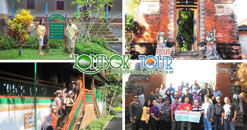 Wisata Kota Lombok