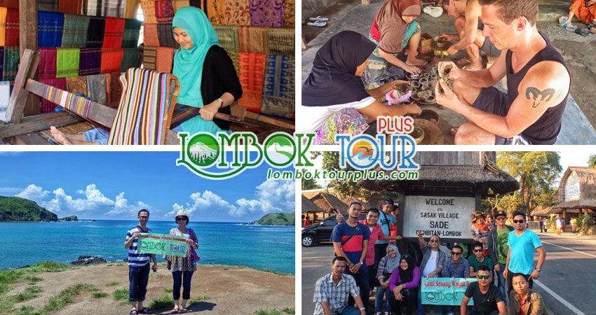 Wisata pantai kuta Lombok 3 hari 2 malam
