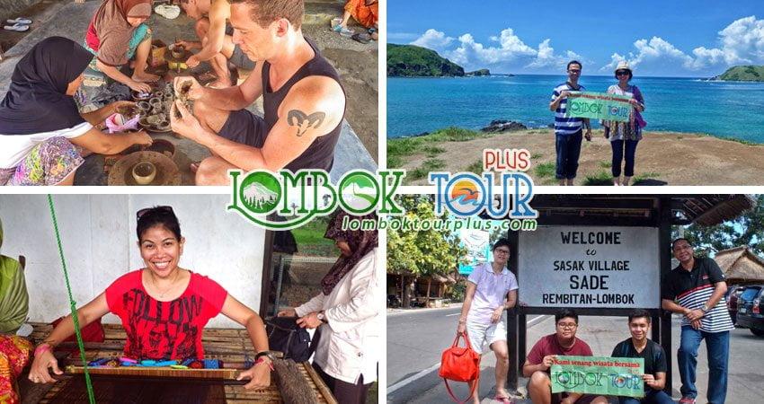Wisata pantai kuta lombok 4 hari 3 malam