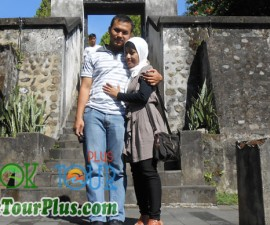 kecantikan taman narmada lombok