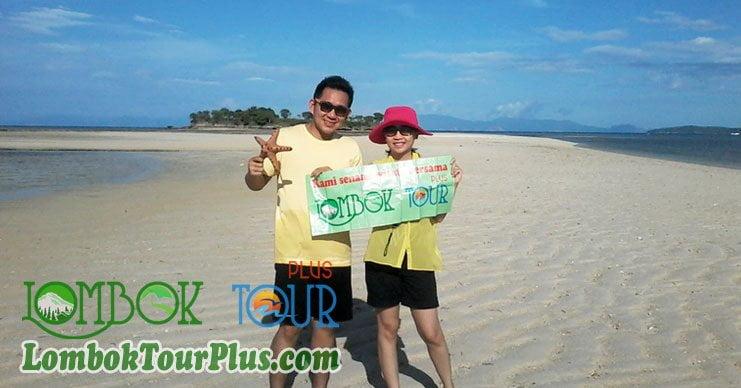 Paket Wisata Pantai Pink Lombok 3 Hari 2 Malam