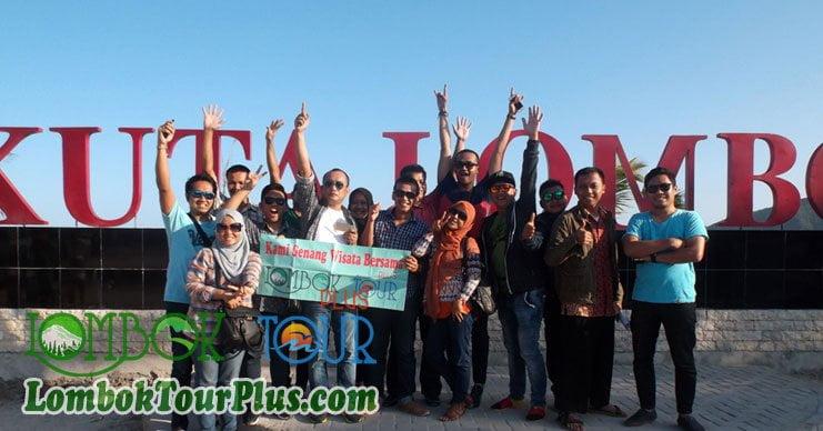 Paket Wisata Pantai Kuta Lombok dan Wisata Kota