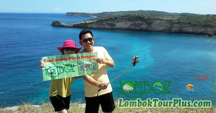 Wisata Pantai Pink dan Tanjung Ringgit