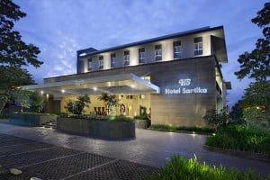 hotel santika lombok