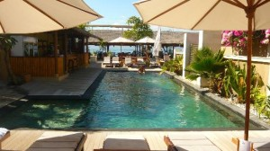 the beach house resort gili trawangan
