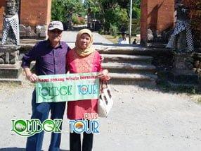 Pura Lingsar di Lombok