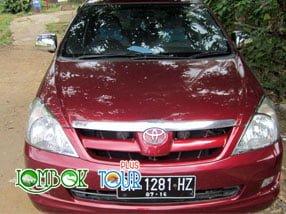 Sewa Mobil di Lombok Plus Supir dan Bensin