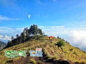 Gunung Rinjani Lombok Yang Eksotis