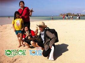Keunikan Wisata Pantai Tangsi Atau Pantai Pink Lombok