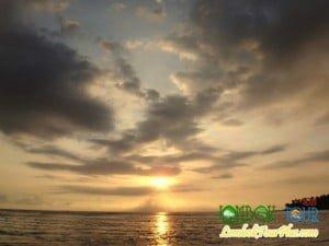 sunset Pantai Senggigi lombok