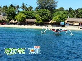 Merasakan Kesunyian Alam di Gili Air Lombok