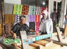 Oleh-Oleh Cantik di Desa Sukarare Khas Pulau Lombok