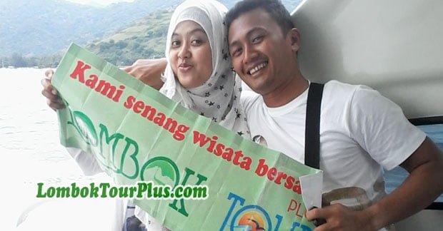 Wisata Bapak Didin di Lombok