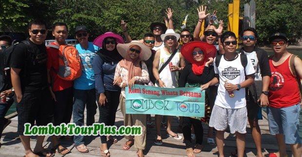 wisata ibu dilla di lombok