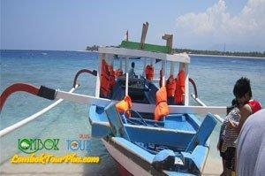 wisata gili di lombok