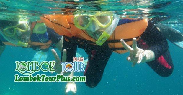 Keseruan Snorkeling Di Lombok