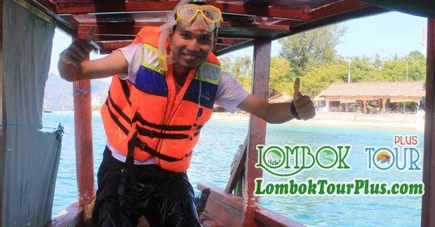 Keseruan Snorkeling di Wisata Lombok