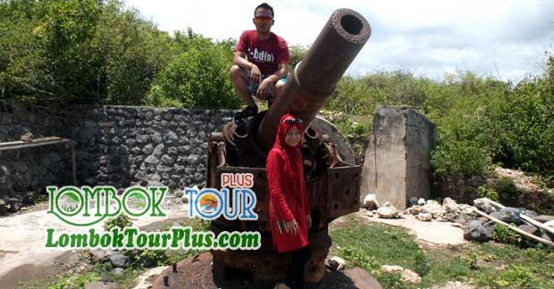Wisata tanjung ringgit Lombok