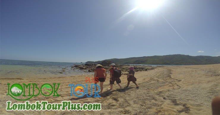 Keindahan Pantai di Lombok Yang Menakjubkan