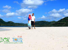 Gili Kedis Sang Pulau Liliput di Lombok Barat