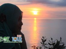 Senja Cantik di Wisata Bukit Malimbu Lombok