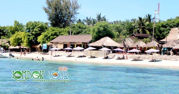 Surga di Pulau Gili Air Lombok Yang Wajib Anda Kunjungi
